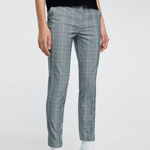 Zara Cropped Work Pant